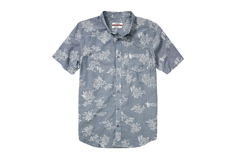 Mass S/S Woven Shirt - Men's