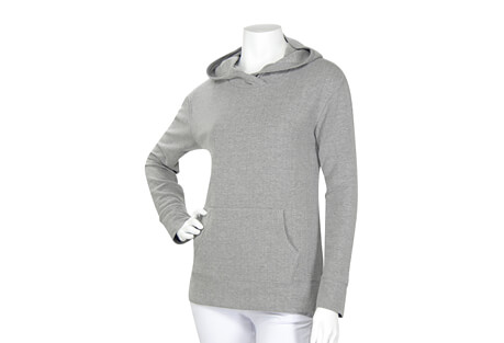 Cross Crew Pull Over Hoodie - Women's
