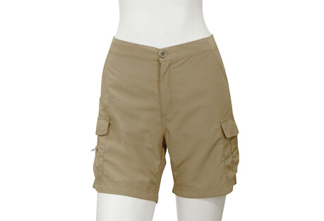 "Nylon Cargo Shorts 6"" - Women's"