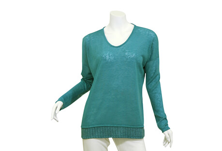 Lightweight Knit Sweater - Women's