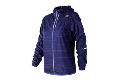 Reflective Light Packable Jacket - Women's
