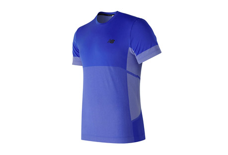Stretch Short Sleeve - Men's