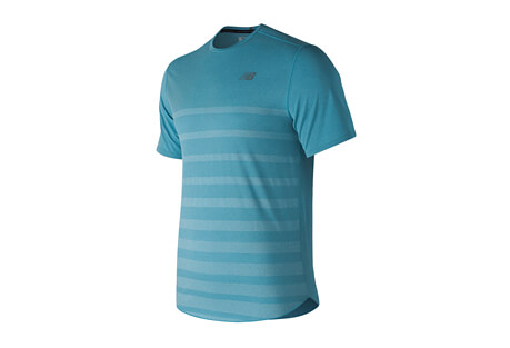 Q Speed Jacquard SS - Men's