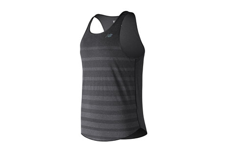 Q Speed Jacquard Tank - Men's