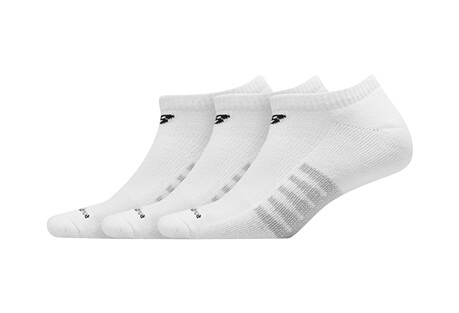 Performance Cotton Low Cut Socks - 3 Pack
