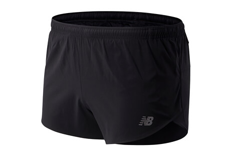 "Impact Run 3"" Split Short - Men's"