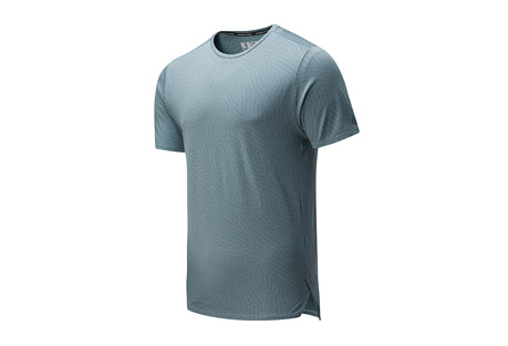 Q Speed Jacquard Short Sleeve - Men's