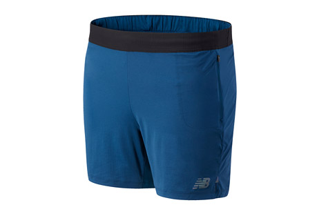 "Q Speed Fuel 7"" Short - Men's"