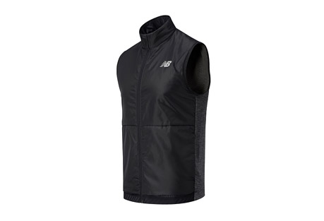 Impact Run Grid Back Vest - Men's