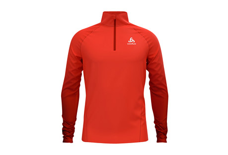 Zeroweight Ceramiwarm Half-Zip Long Sleeve - Men's