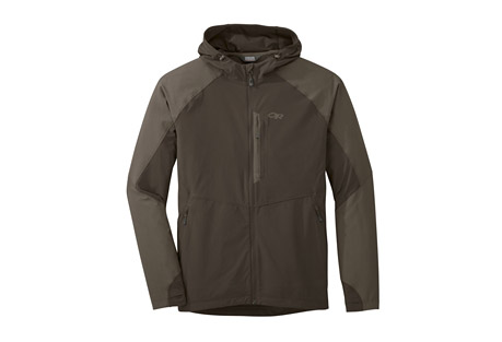 Ferrosi Hooded Jacket - Men's
