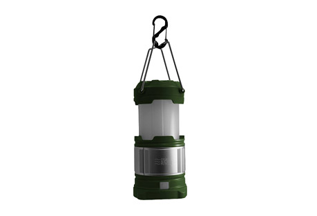 LED Lantern with USB Power Bank