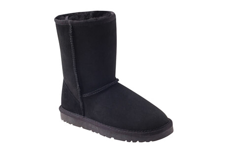 Genuine Sheepskin 3/4 Boots - Women's