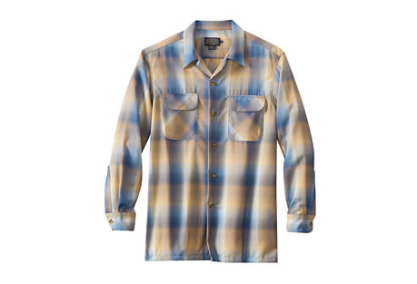 Worsted Board Shirt - Men's