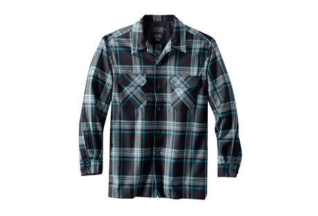 Long Sleeve Tall Big Board Shirt - Men's