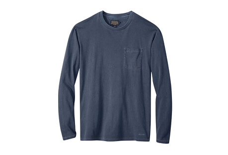Thomas Kay Long Sleeve Pima Cotton Crew - Men's