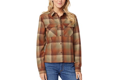 Cropped Women's Board Shirt - Women's