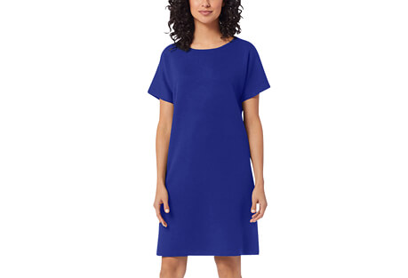 S/S Merino Sweater Dress - Women's