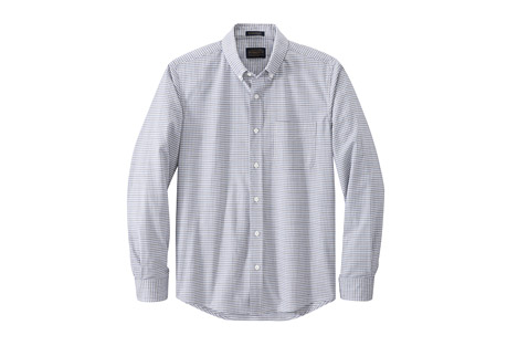 Fitted Evergreen Stretch Shirt - Men's