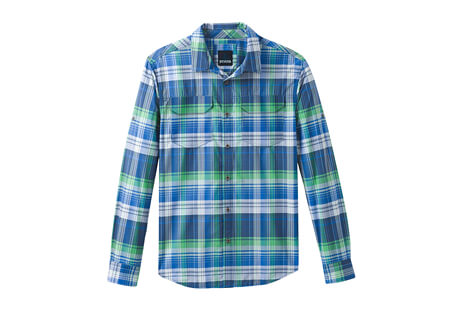 Citadel UPF 25 Plaid Long Sleeve - Men's