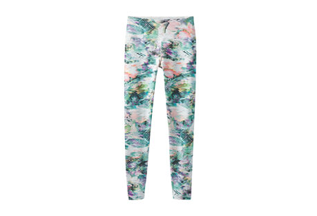 Pillar Printed Legging - Women's