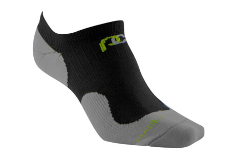 Trainer No Show Socks (2 Pair)