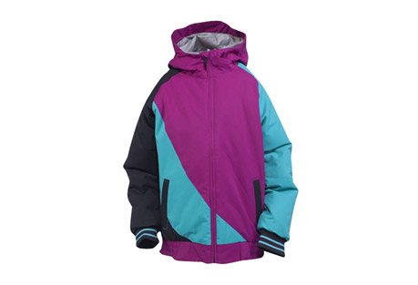 Shelby Jacket with Attached Hood - Children's