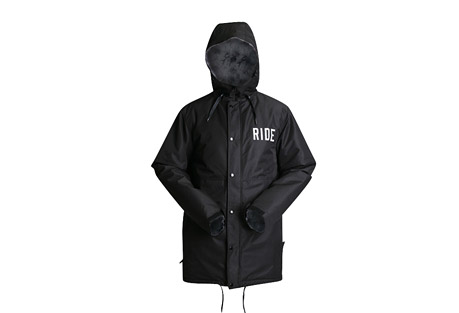 Ride x Sketchy Burnout Coachest Jacket - Men's