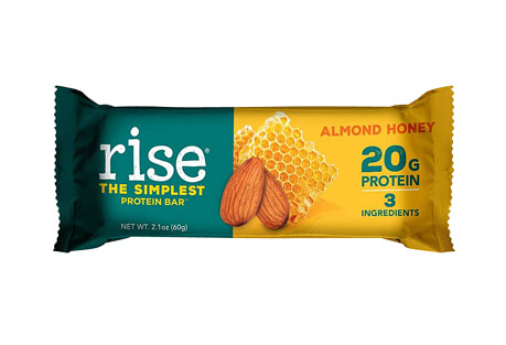 Almond Honey Protein Bar - Box of 12