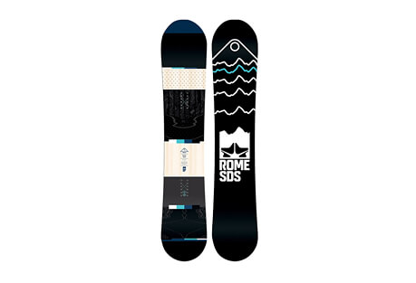 Mountain Division Snowboard 2019