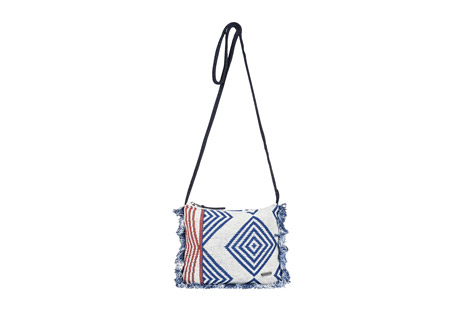 Walking In The Air Small Crossbody Bag