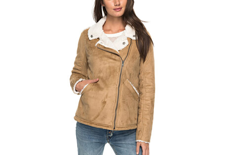 Love Found Shearling Jacket - Women's