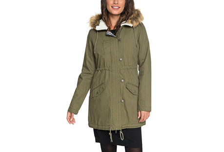 Essential Element Hooded Parka - Women's