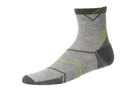 Incline Quarter Socks