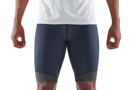 DNAmic CORE Compression Long Half Tights - Men's