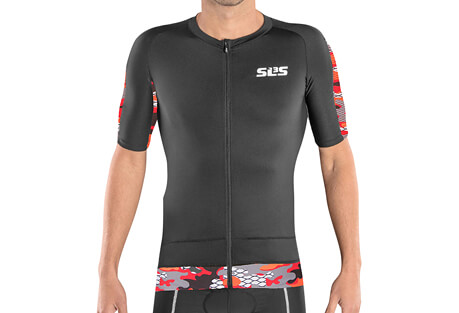 FX S/S Triathlon Race Jersey - Men's