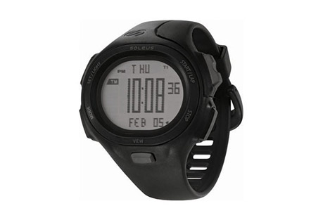 P.R. Running Watch