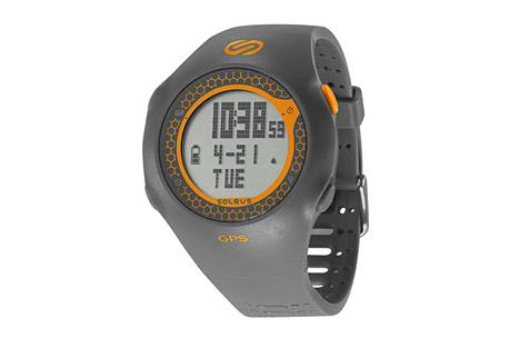 GPS Turbo Watch