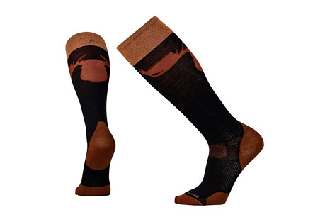 PhD Slopestyle UL La Grave Socks