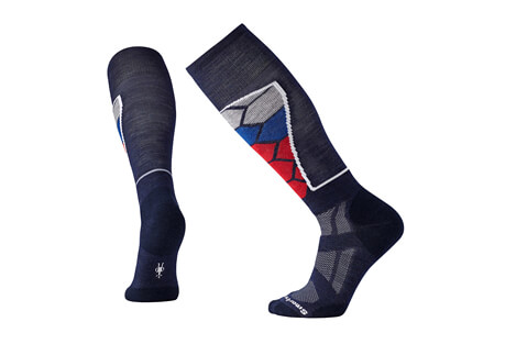 Ski Medium Pattern Socks