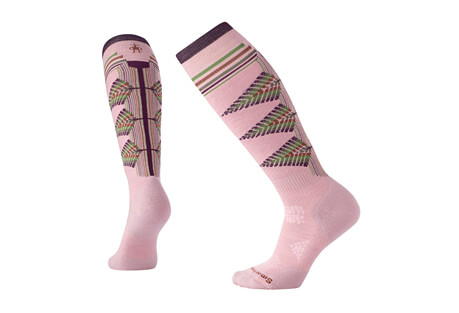 PhD Ski Light Pattern Socks - Women's