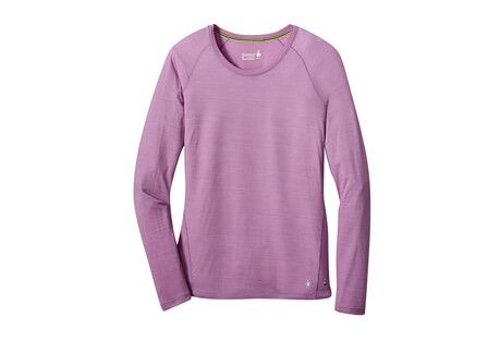 Merino 150 Base Layer Micro Stripe Long Sleeve - Women's