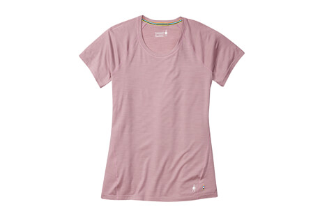 Merino 150 Base Layer Micro Stripe Short Sleeve - Women's