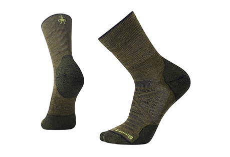 PhD Outdoor Light Mid Crew Socks