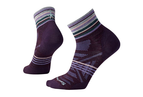 PhD Outdoor Ultra Light Pattern Mini Socks - Women's