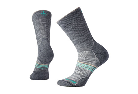 PhD Outdoor Light Crew Socks - Women's