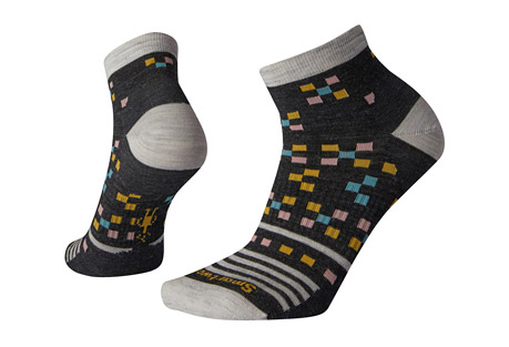 Digi Mini Boot Socks - Women's
