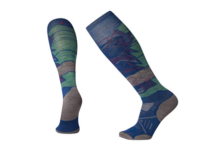 PhD Ski Light Elite Pattern Socks