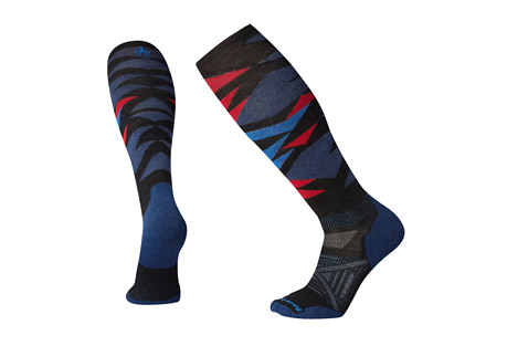 PhD Ski Light Pattern Socks