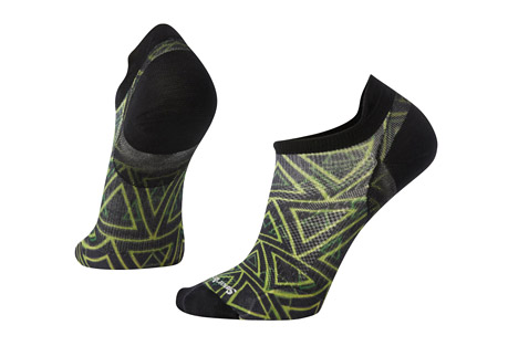 PhD Run Ultra Light Print Micro Socks